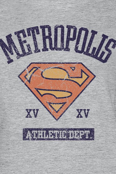 621105dcb241 Supergirl Athletic Dept. dívcí tricko prošedivelá