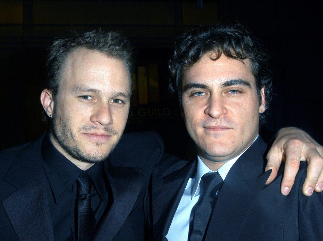 Heath Ledger a Joaquin Phoenix
