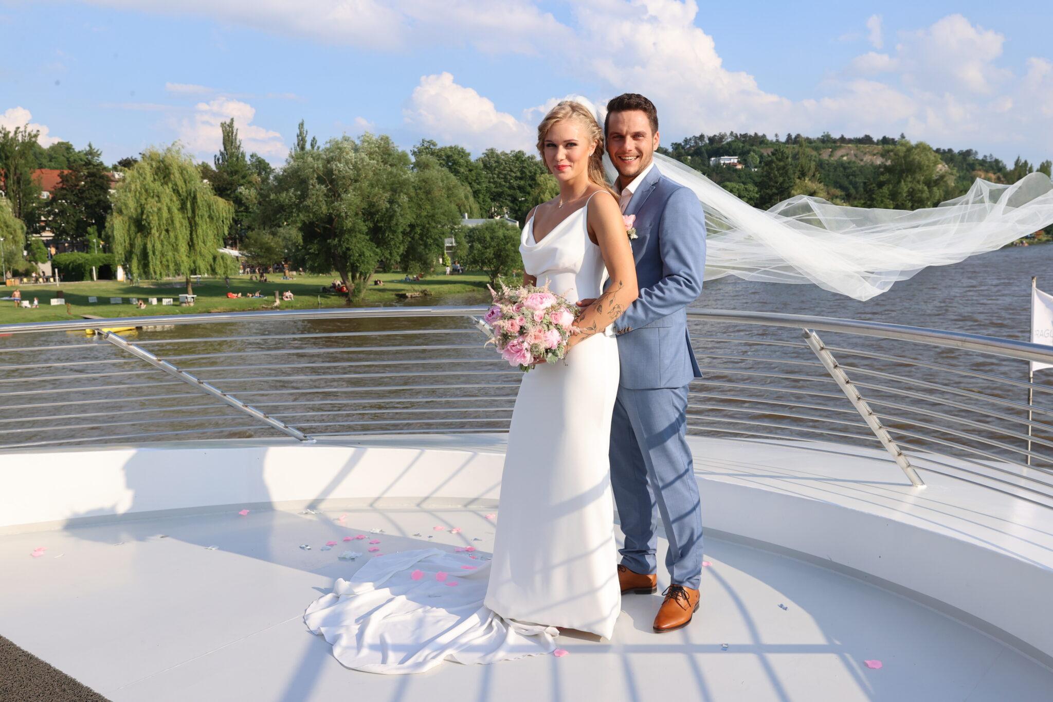 Svatby na první pohled - Mirka a Petr, FOTO: Distribuce TV Nova